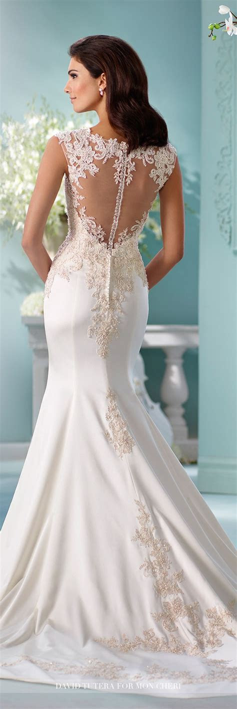 1129 best Bridal Gowns   How Fitting images on Pinterest