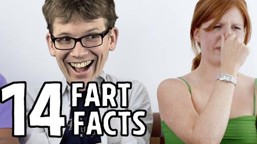 14 Fart Facts for my Flatulent Friends