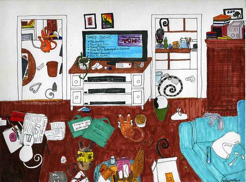 Clutter (September 5, 2008)
