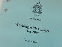 Working with Children Act 2005