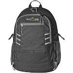Olympia International BP-9300-BK Plus GY 19 in. Woodsman Outdoor Backpack Black & Gray