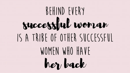 Successful Woman Quote Other Abstract Background Wallpapers On