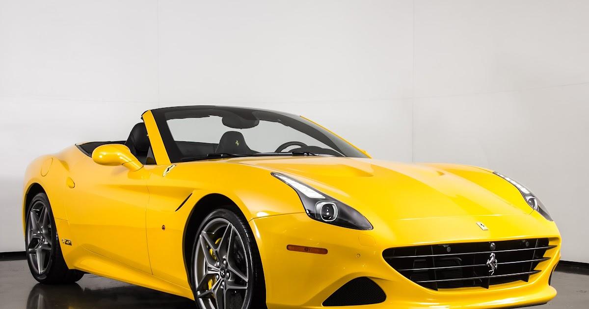 Ferrari Convertible For Sale