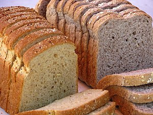 English: Bread from India