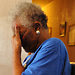 Mary Lou James, the mother of Kenneth Wayne James, 52, who was found in his cell with a body temperature of 108 degrees.