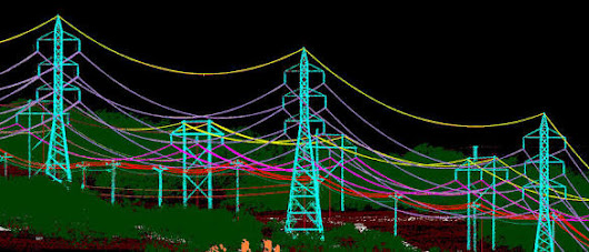 Utility Mapping using LiDAR