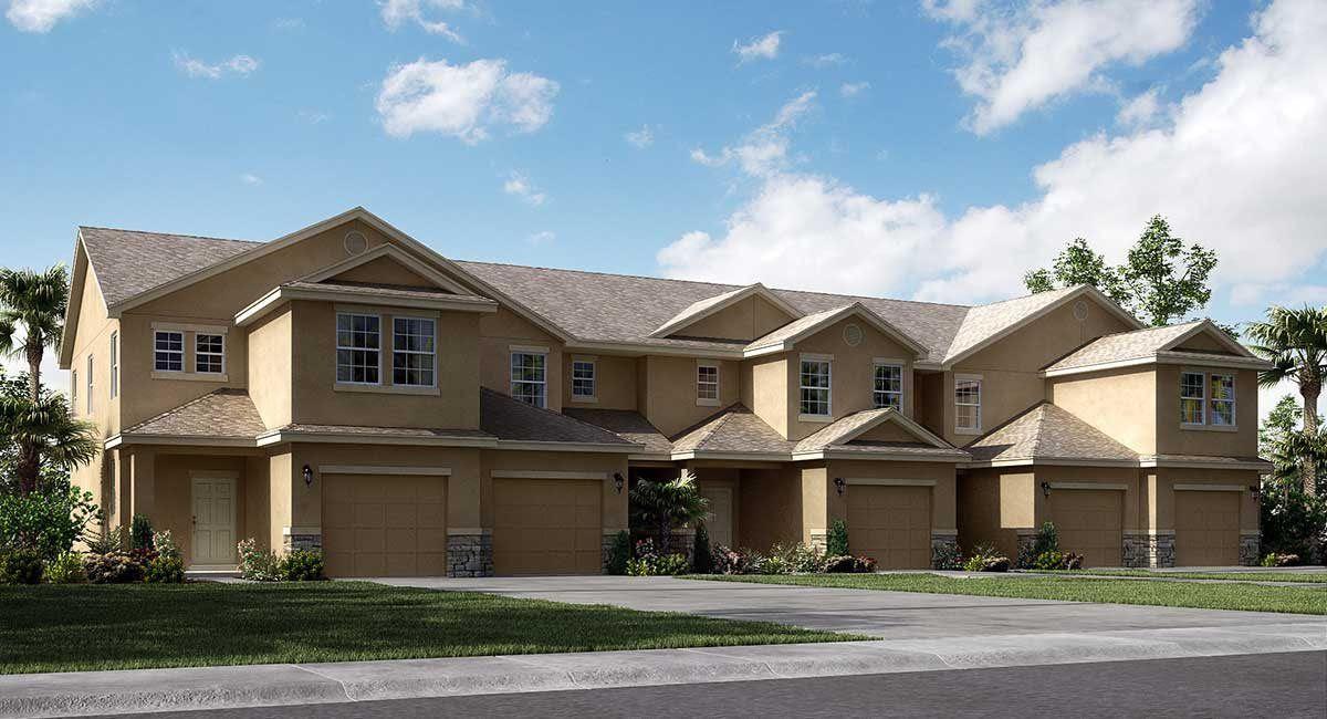 6432 Sedgeford Drive Lakeland Fl 33811 New Home In Chelsea Oaks