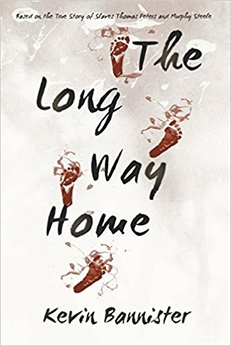 { The Long Way Home by Kevin Bannister - TLC Book Tour }