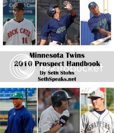Minnesota Twins 2010 Prospect Handbook