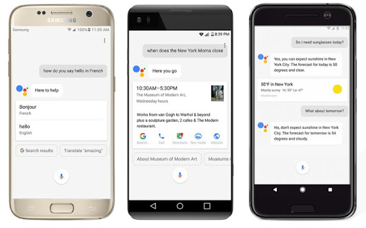 Google Assistant Released for All New Android Phones