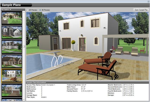 Avanquest Architect 3D Ultimate 2017 Full Key โปรแกรมสถาปนิก ออกแบบบ้าน 3 มิติ