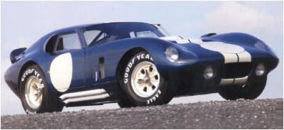 All Pro Cars Shelby Daytona Coupe
