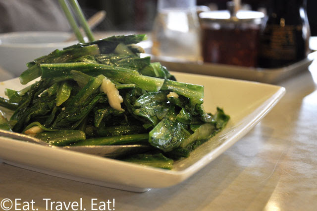 Stir Fried A Choy