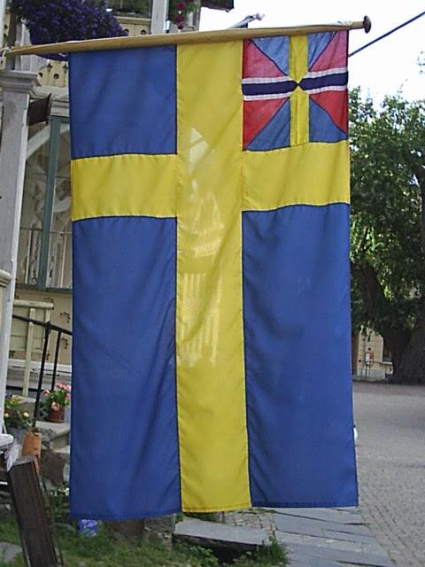 Swedish Union Flag