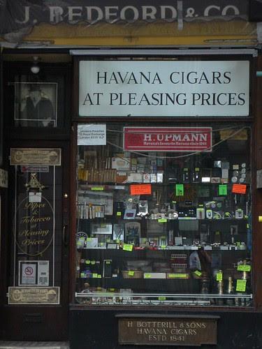 Havana Cigars at pleasing prices