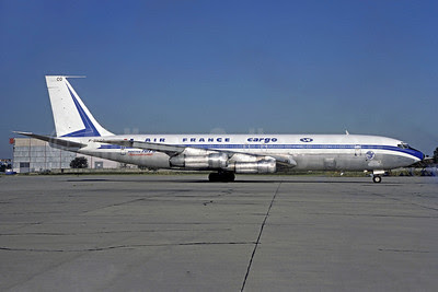 Air France Cargo Boeing 707-321C F-BYCO (msn 19373) ORY (Christian Volpati). Image: 905190.