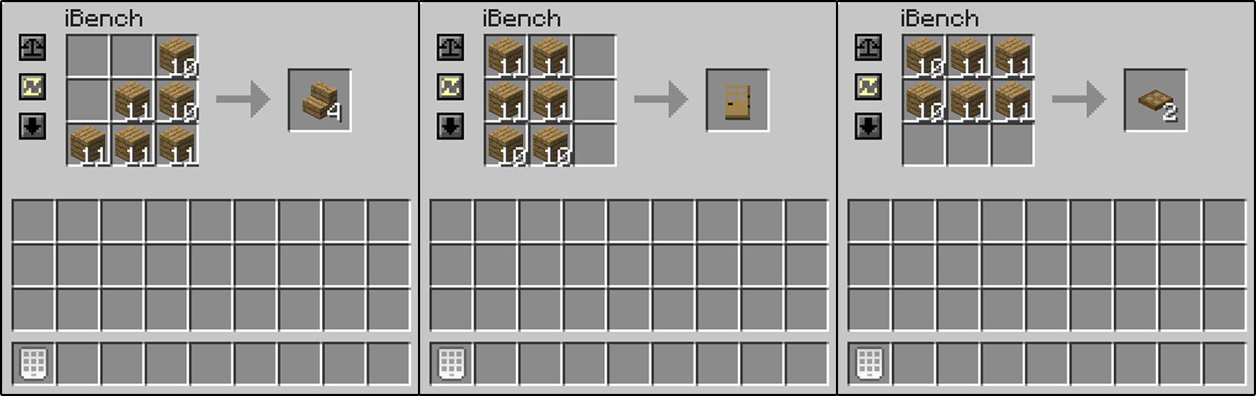 Door Minecraft Recipe & BackyardsMinecraft Piston Door ...