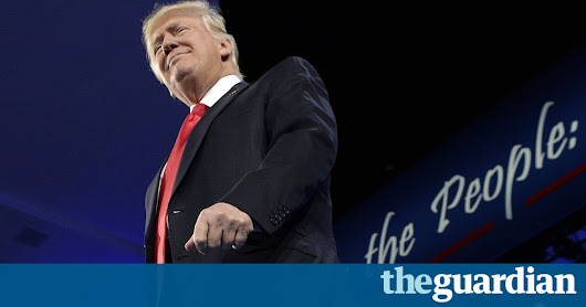 CPAC conservatives drink the Trump Kool-Aid, but who will pick up the tab? | US news | The Guardian