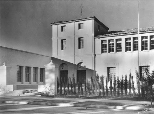 Mt Carmel High School Building