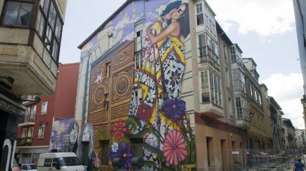 Visitas Guiadas Itinerario Muralistico De Vitoria Gasteiz