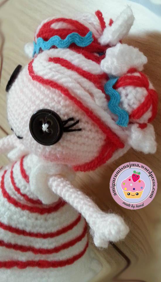 lalaloopsy mint e stripes crochet doll amigurumi-02