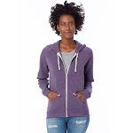 Alternative Women's Adrian Eco-Fleece Zip Hoodie