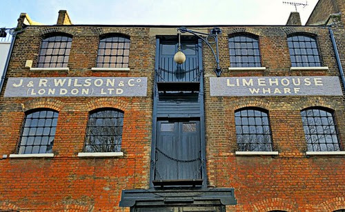 Welcome to Limehouse - Girl in London