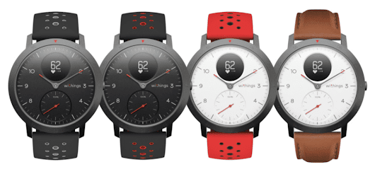 Withings s hodinkami Steel HR Sport | FreeBit.cz