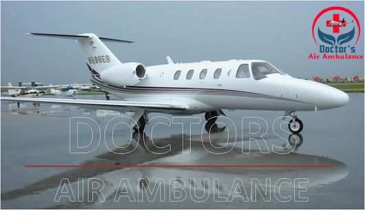 Doctors Air Ambulance Service in Indore – An Ultimate Solution for Shifting a Critically Injured Patient within Time