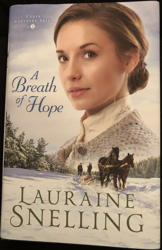 "Review of ""A Breath of Hope"" by Lauraine Snelling"
