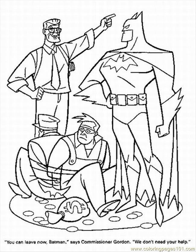 Cartoon Superheroes Coloring Pages at GetColorings.com ...