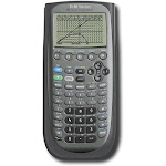 Texas Instruments - TI-89 Titanium Graphing Calculator, Pixel Display