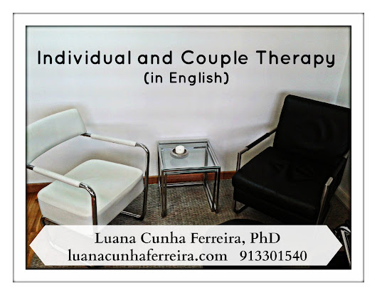 Individual and couple therapy - Sessions in English