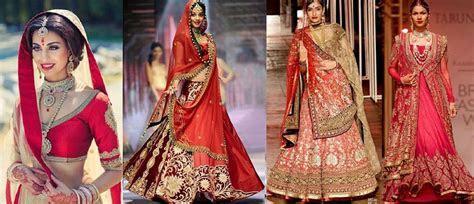 Latest Indian Designer Bridal Dresses Wedding Trends 2018