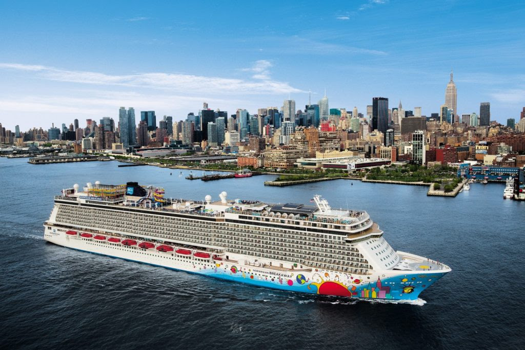 15 Most Expensive Cruise Ships In The World | #10. Norwegian Breakaway ($840 million)