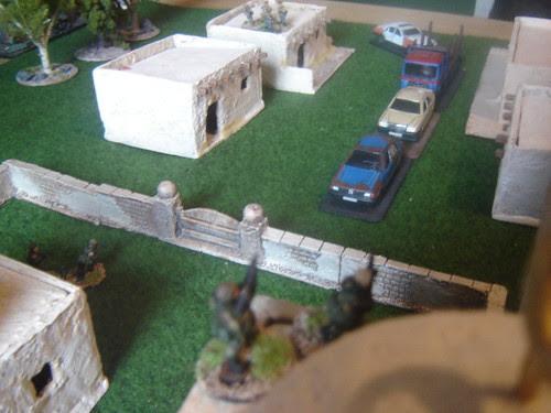 Rooftop sentries spot Delta