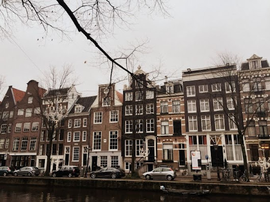 Winter in Amsterdam, Part 1