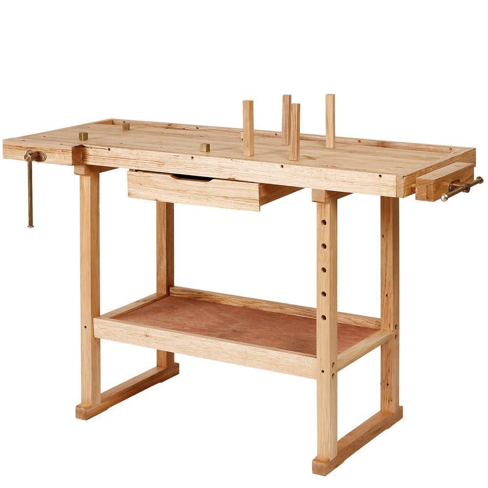 Werkbank Holz ob Jung oder Alt sie basst für jeden ...