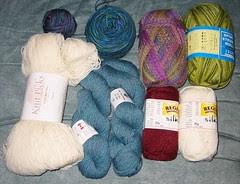 Sock Yarn Stash #2