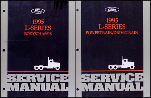 [HRAS_991] 1991 Ford L8000 Wiring Diagram Free Wiring ...