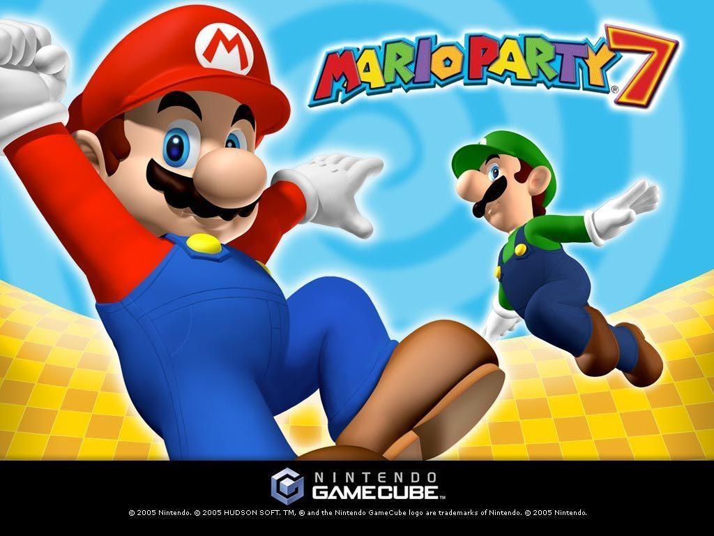 Mario Party 7 Mario And Luigi Wallpaper 9298647 Fanpop