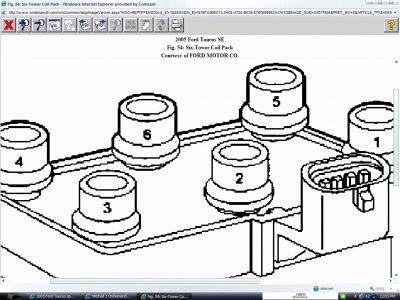 33 2003 Ford Taurus Spark Plug Wiring Diagram Free Wiring Diagram Source