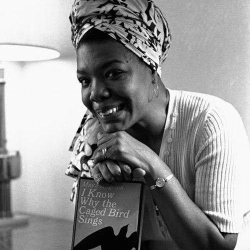 A Thank You to Maya Angelou