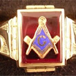 Masonic Rings Are An Important Part Of The Family