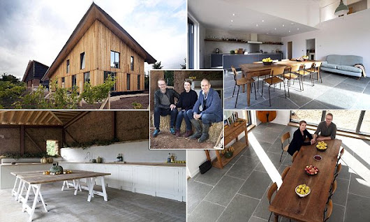 Grand Designs home builder uses crowdfunding to plug hole in budget