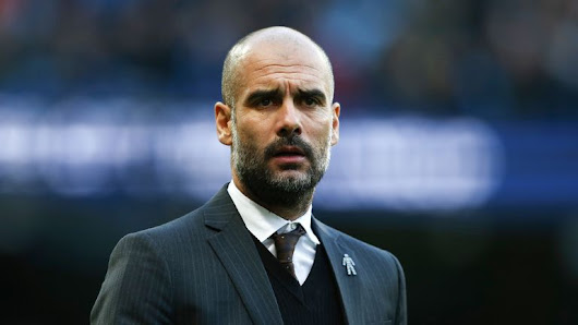 Pep Guardiola says he has made some mistakes at Manchester City
