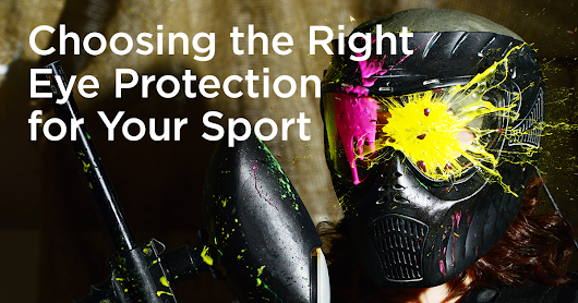 Find Out Which Protective Sports Eyewear Is Best For You