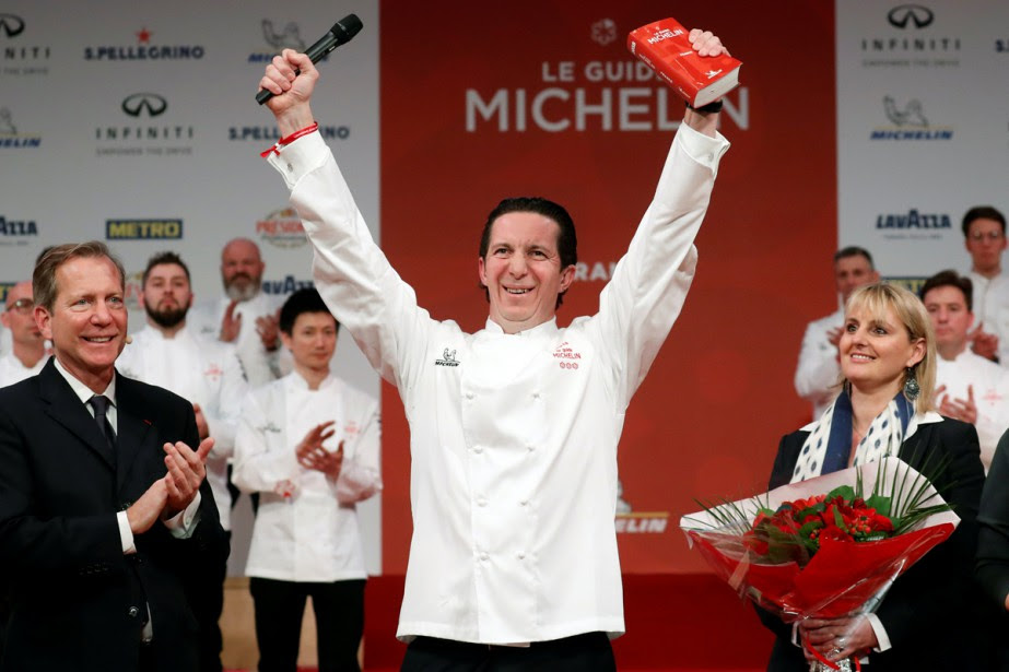 Guide Michelin Marc Veyrat Et Christophe Bacquié Nouveaux