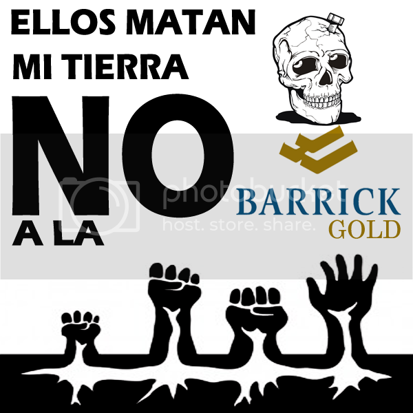 Anti-Barrick GOLD