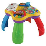 Fisher Price DHC45 Laugh Around the Town Learning Table